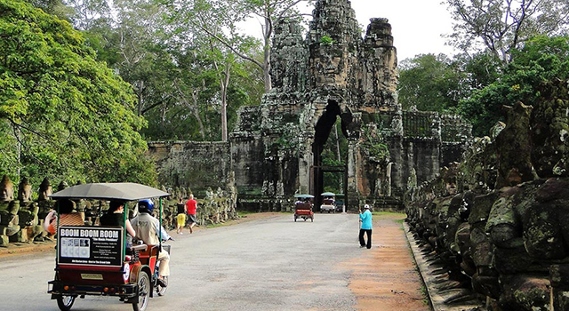 Angkor Outdoors 1 Day