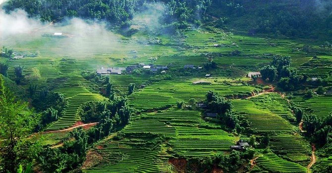 Mai Chau Valley View 2 Days