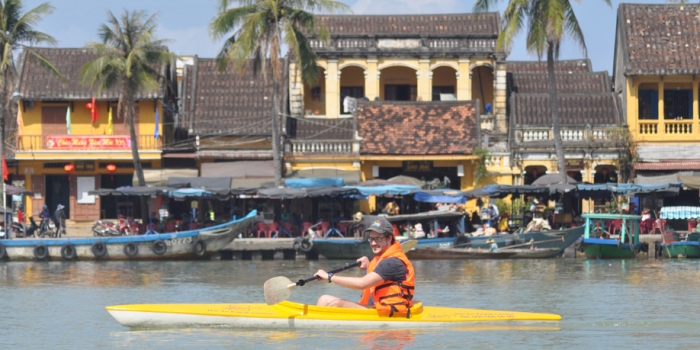 Hoi An Kayaking – 4 Options