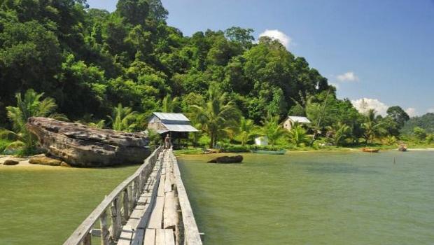 Cambodia Southwest coast easy Adventure 5 Days