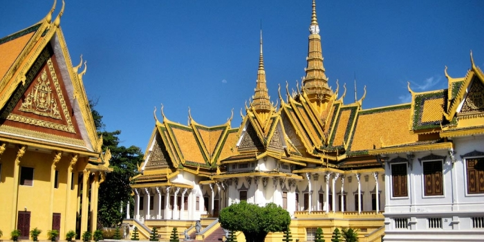 Cambodian shortcut 4 Days