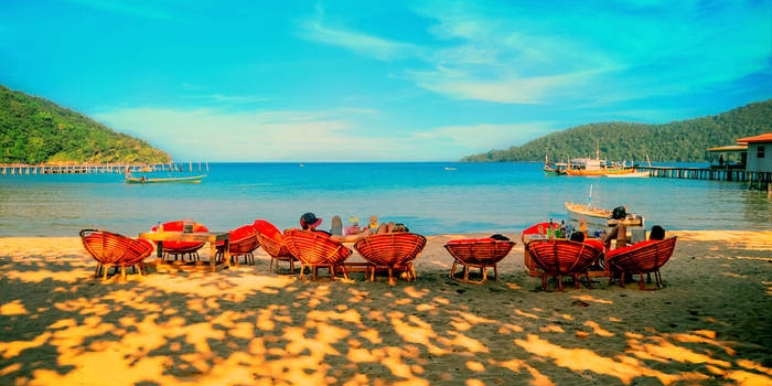 Koh Rong Eco Adventures 5 Days