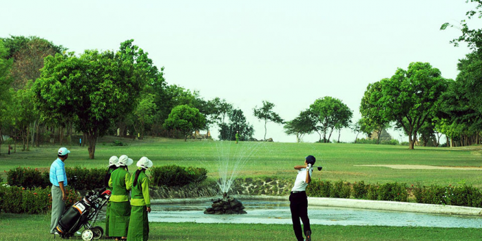 Golf tour in Myanmar 10 Days