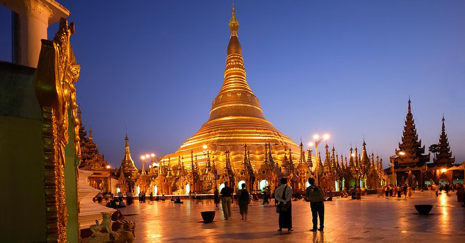 Yangon day tours